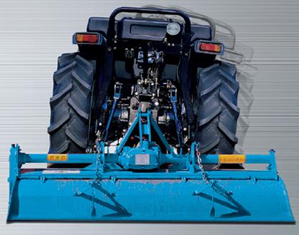 Трактор Mitsubishi LS R41 GEAR ROPS - Система автоматического выравнивания (Опция)