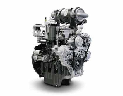 Трактор LS MT 5.73 - Экологически безопасный турбо-дизельный двигатель LS стандарта Tier4